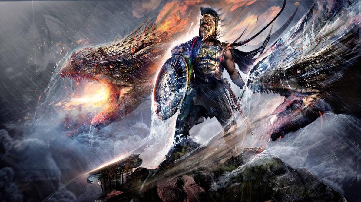 Spartan Double Dragons