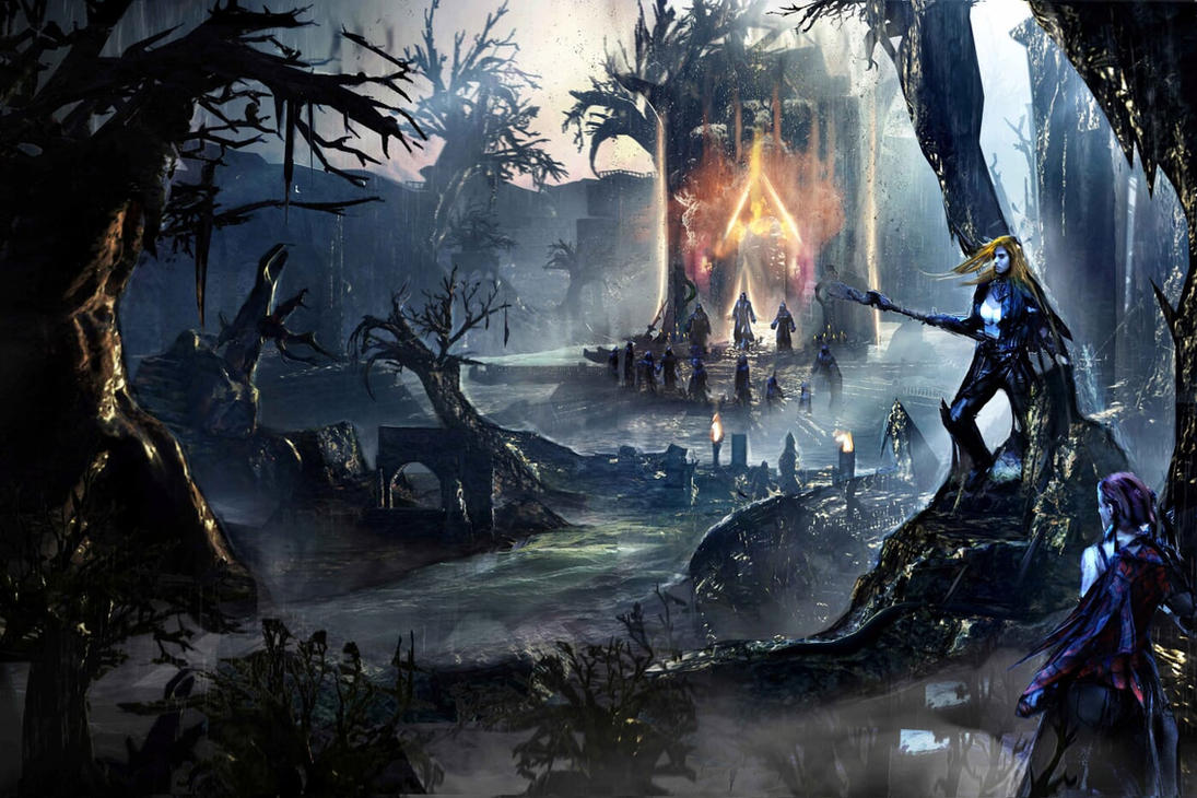 Swamp Cult by Joseph-C-Knight