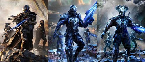 Armour Designs by Joseph-C-Knight