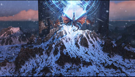Dragon Gate by Joseph-C-Knight