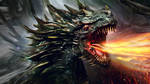 Dragon Fire by Joseph-C-Knight