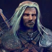 Geralt of Rivia by Joseph-C-Knight