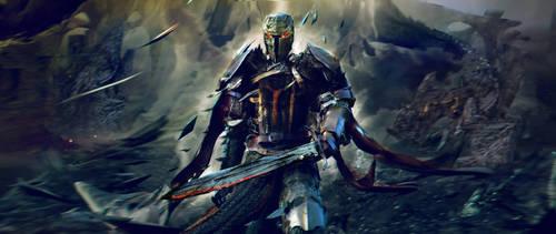 Dark Crusader