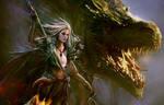 Dragon of War by Joseph-C-Knight