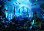 Atlantis by Joseph-C-Knight