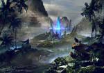 Jungles of Raaz by Joseph-C-Knight