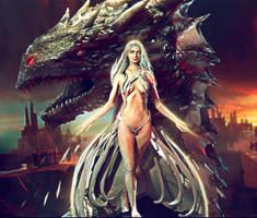 Dragon Pure White