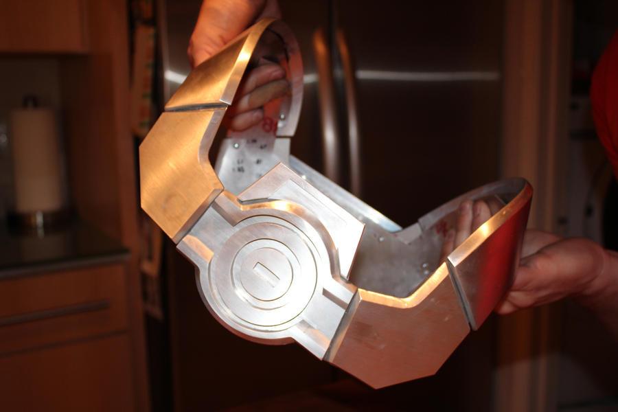 Mass Effect 3 N7 Armor build (Femshep) by NaughtyZoot on DeviantArt