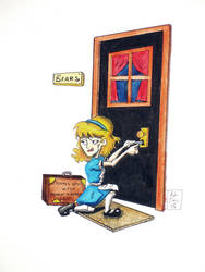 Goldilock-Picks by AMDiazArt