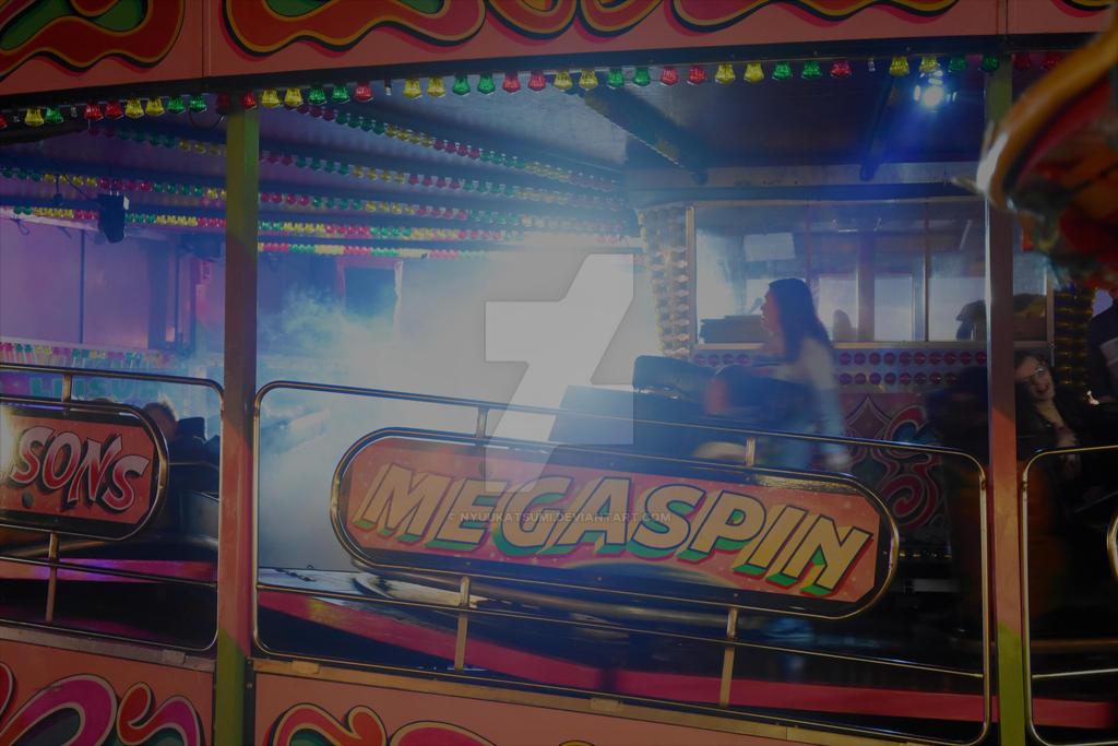 Mega Spin by Nyuukatsumi