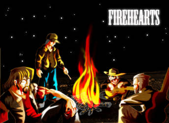 Firehearts by Dinoberg