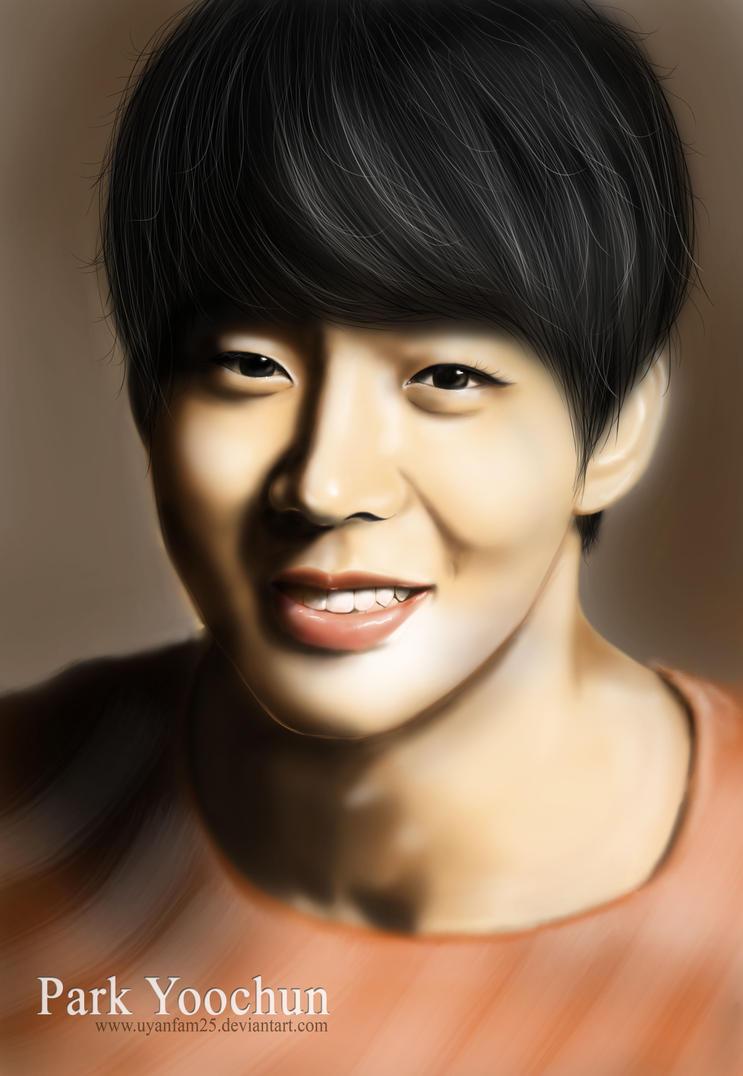Park Yoochun by uyanfam25
