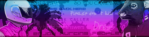 Hotline Miami Sig by OxeyClean