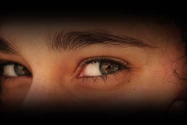 Those eyes...