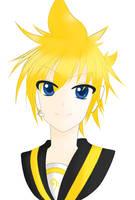Len by VampireGurl1
