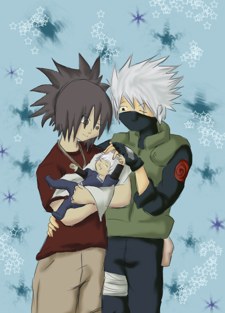 Dream Family - AnkoxKakashi by DArk-Manix on DeviantArt