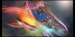 Nike Shoe Signature
