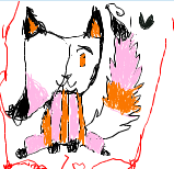 Original Cat from iScribble by iScribbleKirklandz