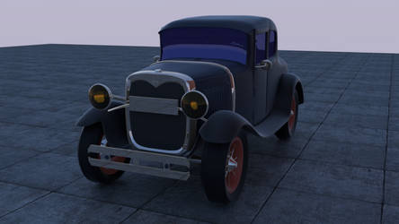 Ford 1930 A