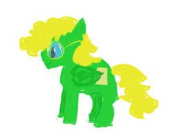 Mod Pony / Ponification (Journcy) by journcy
