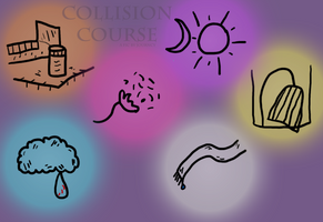 Collision Course Cover Art by journcy