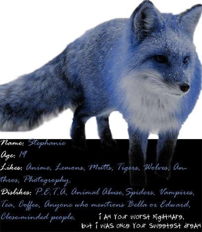 Sapphirefox666's Profile Picture
