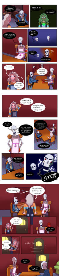 NemaTale Chapter Three: Pages 6-8