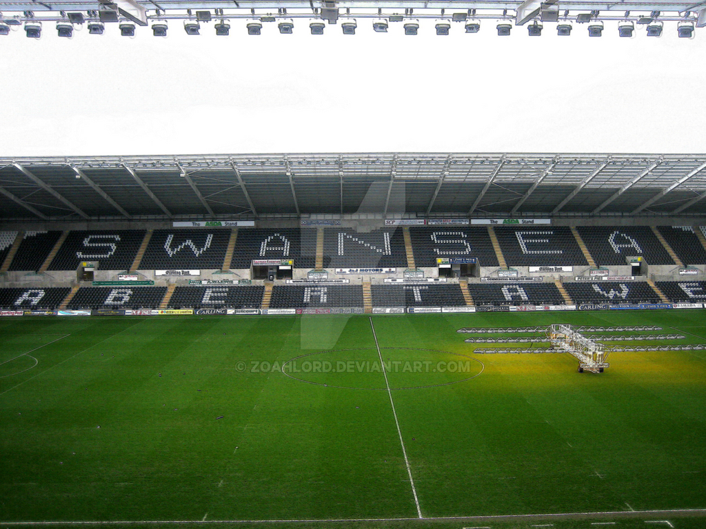Liberty Stadium '07 By ZoahLord On DeviantArt