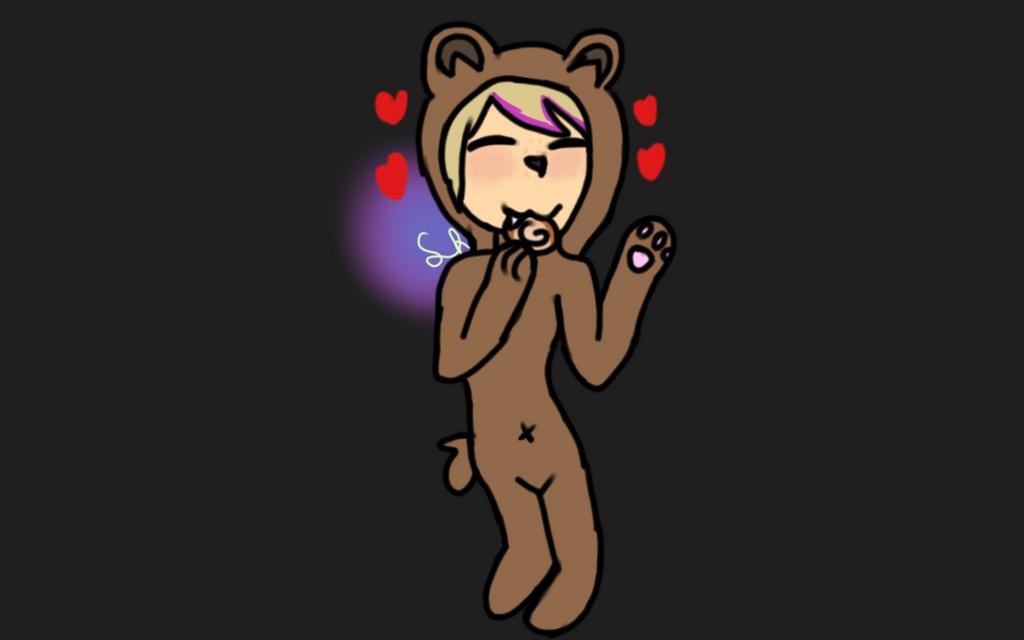 Sher-Bear by DetirminedSpaceCat