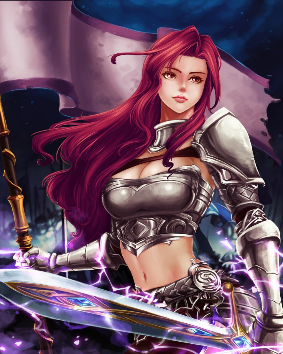 Jeanne D'Arc by thunder112