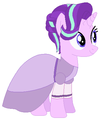 Starlight Glimmer Equestria Games dress by cheerful9
