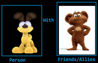 What if Odie became friends with Pipsqueak