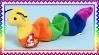 beanie babies stamps! by stuffedtoyz