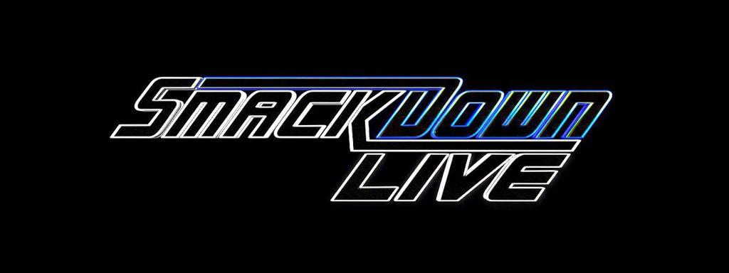 Smackdown Live Neon Logo
