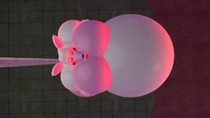 Fnaf girls balloon club (8/9)