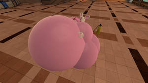 Mangle inflatable suit