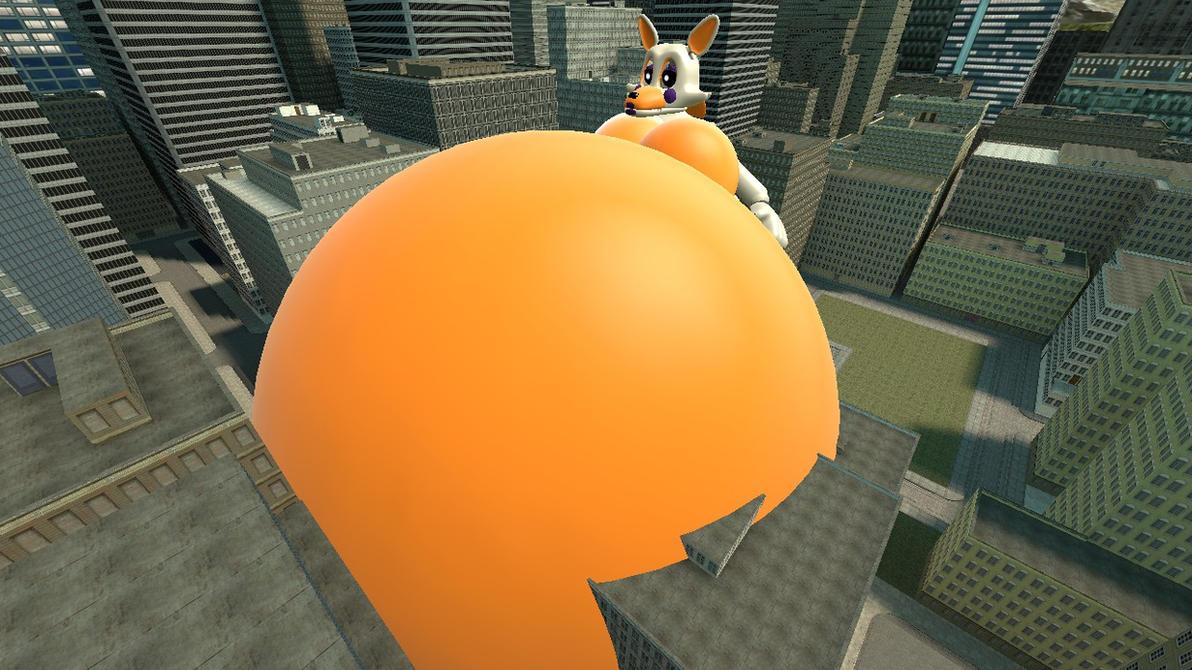 Fat Giantess 101