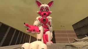 Gentle Giant Funtime Foxy helps you