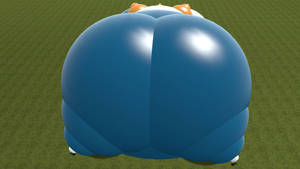 Coco bandicoot massive inflated angle 2