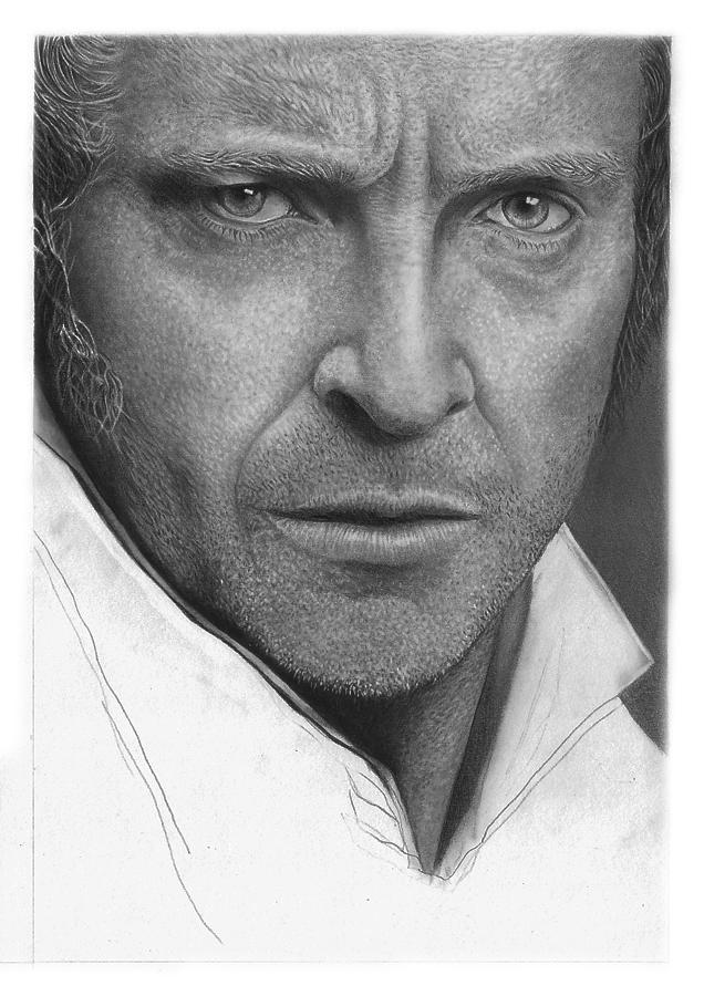 Jean Valjean Les Miserables