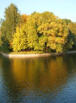 September in the Moscow parks