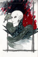 The Dark Lord by Bonnino