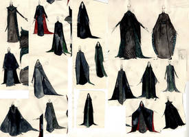 Choose the best outfit for Lord Voldemort by Bonnino