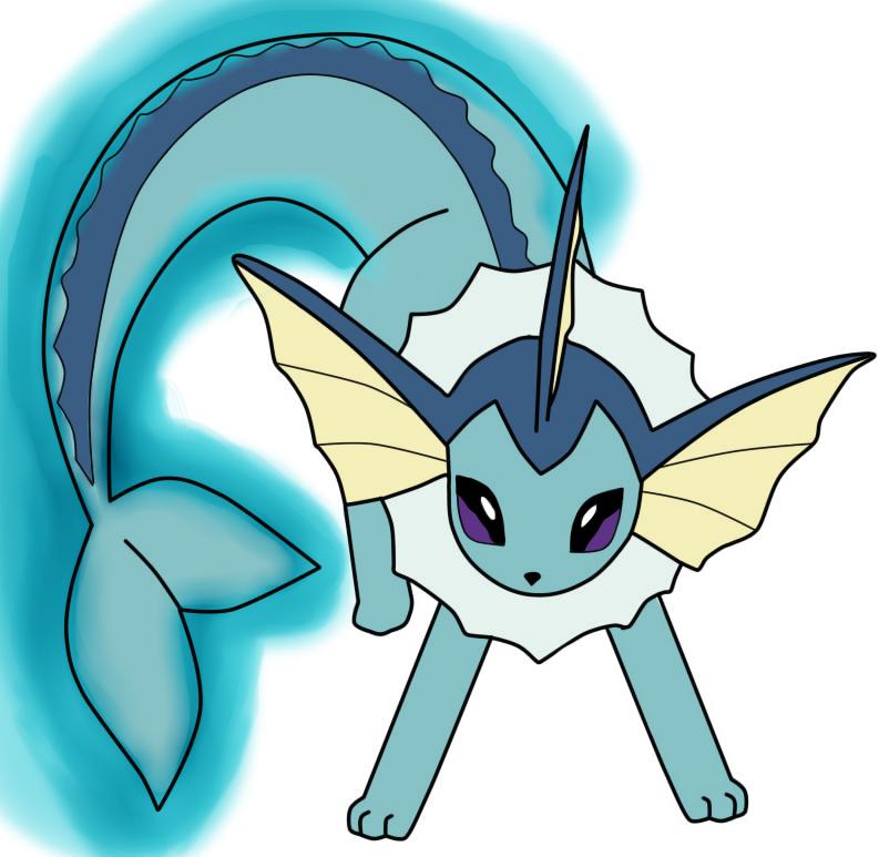 Pokemon Commission by Sasukefan1029