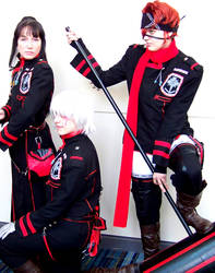 D.Gray-Man cosplay 1 by doodle-dee