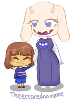 smol family by TheErroredNoName