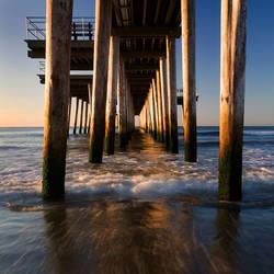 Under The Pier by Brettc