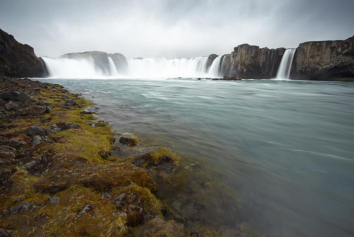 Godafoss, Iceland by Brettc