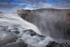 Dettifoss, Iceland by Brettc