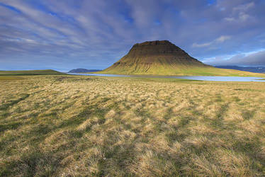 Kirkjufell, Iceland by Brettc